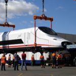 Maquinaria transporte ferrocarril